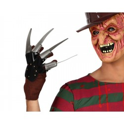 Halloween GUANTO Freddy Krueger Nightmare glove vestito horror costume party