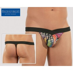 """Svenojoyment"" Perizoma uomo push-up multicolore uomo sexi sexy shop attillato aderente intimo colorato [2110954]"