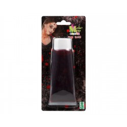 Halloween SANGUE FINTO COSTUME VAMPIRO zanne finto LIQUIDO TRUCCO make up 100ml