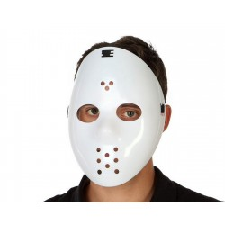 Costume Halloween Maschera Jason&Freddy HORROR HOCKEY travestimento carnevale